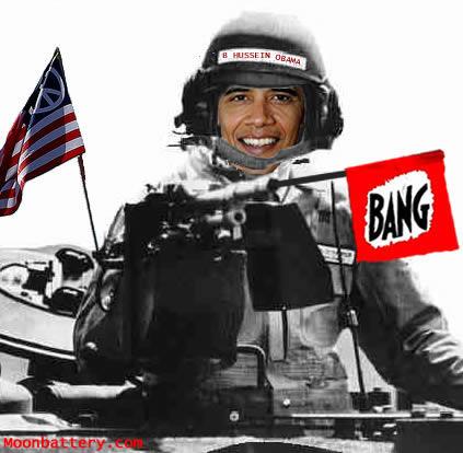 obama commander in chief