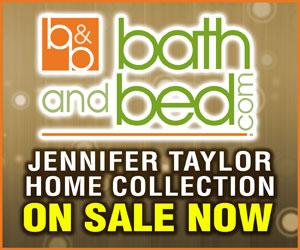 Jennifer Taylor Bedding At BathAndBed.com